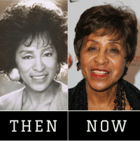 Birthday, Memes, and Happy Birthday: THEN Now Happy birthday to television icon Marla Gibbs! She stars on The Jeffersons and 227 on Antenna TV, and is still working today!