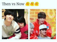 I cant right now: Then vs Now I cant right now