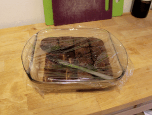 Target, Tumblr, and Blog: theonion: Knife Condemned To Week Inside Saran-Wrapped Brownie Pan