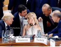 Memes, Turkey, and Dragons: @ThePixelFactor  Westeros  Turkey When you're the only leader at the summit who has three dragons. _ Credits: @thepixelfactor