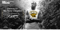 Kevin Durant, Next, and Kevin: THEPLAYERS  TRIBUNE  @JohnWalIGOAT  My Next Chapter  KEVIN DURANT My next chapter....