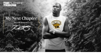 #BREAKING: Kevin Durant announces he plans on joining UMBC after they knocked off No.1 Virginia!!!: THEPLAYERS  TRIBUNE  My Next Chapter  KEVIN DURANT #BREAKING: Kevin Durant announces he plans on joining UMBC after they knocked off No.1 Virginia!!!