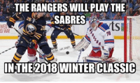 Still waiting on that Panthers Coyotes winter classic: THERANGERSWILL PLAYTHE  SABRES  WED  DWAY  yogic  IN THE 2018 WINTERCLASSIC Still waiting on that Panthers Coyotes winter classic