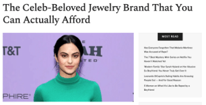 There's nothing we love more than a woman-owned business that gives back to the community and we can actually afford. And lucky for us, that brand not only exists, but is actually endorsed by all of our favorite celebrities. And its name? Kendra Scott.You've probably heard about Kendra Scott throughout the years — her drop earrings are iconic, after all. But what you may not know is that the brand is committed to supporting the community in a variety of different areas, including literacy, homelessness, children's hospitals, and, of course, Feeding America in support of COVID relief. They even have a dedicated Shop for Good section on their website.So to celebrate Kendra Scott, we've done a round-up of our favorite women rocking the brand.Check it out here: There's nothing we love more than a woman-owned business that gives back to the community and we can actually afford. And lucky for us, that brand not only exists, but is actually endorsed by all of our favorite celebrities. And its name? Kendra Scott.You've probably heard about Kendra Scott throughout the years — her drop earrings are iconic, after all. But what you may not know is that the brand is committed to supporting the community in a variety of different areas, including literacy, homelessness, children's hospitals, and, of course, Feeding America in support of COVID relief. They even have a dedicated Shop for Good section on their website.So to celebrate Kendra Scott, we've done a round-up of our favorite women rocking the brand.Check it out here