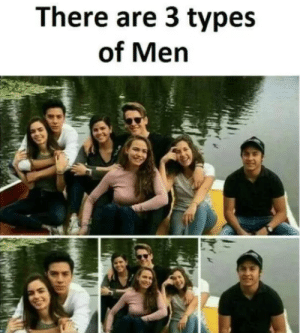 Single, Legend, and Men: There are 3 types  of Men Single is #legend