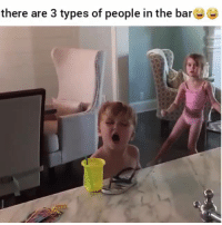 Memes, 🤖, and Type-Of-People: there are 3 types of people in the bar