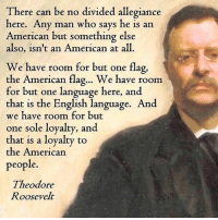 Memes, American Flag, and Information: There can be no divided allegiance  here. Any man who says he is an  American but something else  also, isn't an American at all  We have room for but one flag,  the American flag... We have room  for but one language here, and  that is the English language. And  we have room for but  one sole loyalty, and  that is a loyalty to  the American  people.  Theodore  Roosevelt 🇺🇸 America first 👊🏽💀👍🏽 UncleSamsMisguidedChildren 🇺🇸 Check out our store. Link in bio. 🇺🇸 LIKE our Facebook page 🇺🇸 Subscribe to our YouTube Channel 🇺🇸 Visit our website for more News and Information. 🇺🇸 www.UncleSamsMisguidedChildren.com 🇺🇸 Tag and Join our Misguided Family @unclesamsmisguidedchildren USE CODE USMCNATION10 for 10% off our Store. MisguidedLife MisguidedNation USMCNation Apparel ProGun 2A Tactical alllivesmatter k9 POLICE trump Gun SemperFi Ammo republican USMC Deplorable oathkeeper snowflake trumpwall donaldtrump trump trumpmemes MAGA pence armystrong republicans sheepdog backtheblue