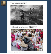 Feminism, Power, and Women: There is BRAVERY...  ...then there is real BRAVERY  feminism  agir power womens rights t womens liberation womyn afemale 3brave5me ~ Burninginfants