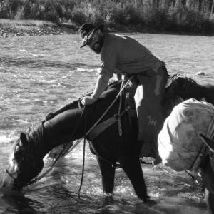 There is no better place to heal a broken heart than on the back of a horse: There is no better place to heal a broken heart than on the back of a horse