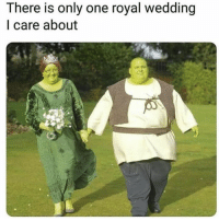Dank, Facts, and Wedding: There is only one royal wedding  l care about Facts 🙌