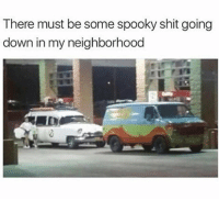 Shit, Spooky, and Trendy: There must be some spooky shit going  down in my neighborhood If I could follow one account it would be @memezar