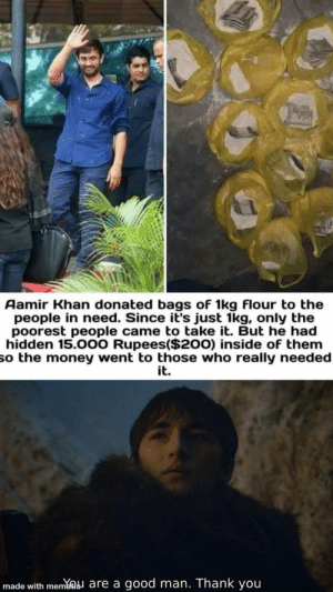 There should be more rich people like him!: There should be more rich people like him!