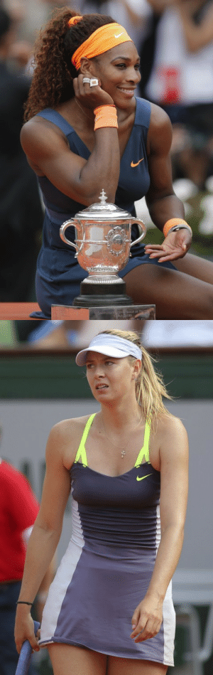 therealbitchpudding:  chiaradr:  Serena Williams Beat Maria Sharapova For The 17th Straight Time. But Serena Still Makes Less Money:(    Now THIS is something to be mad about.: therealbitchpudding:  chiaradr:  Serena Williams Beat Maria Sharapova For The 17th Straight Time. But Serena Still Makes Less Money:(    Now THIS is something to be mad about.