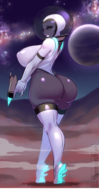 therealfunk:Commission for CiziNote the glowing hover heels! Never mind that her skin is exposed to the atmosphere but she has to wear a helmet! Shut up its cool!Twitter / Patreon     Ayyy lmao: therealfunk:Commission for CiziNote the glowing hover heels! Never mind that her skin is exposed to the atmosphere but she has to wear a helmet! Shut up its cool!Twitter / Patreon     Ayyy lmao