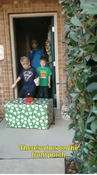 Best Friend, Puppies, and Best: There's a boxon  front po  the 'We surprised our little boy with a new best friend after his Lab of 14 years died...' ❤️🐶  Credit: Mid South Puppies