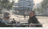 Jail, Live, and The Road: There's a great junior high just up the road her  MÁS HUMOR PARA GAMERS EN VRUT Λ L.com Kevin Spacey live statements after being noticed that hes getting an out of jail pass (2018)