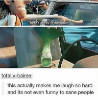 LMAO: There's a leek in the boat  totally-bairee:  this actually makes me laugh so hard  and its not even funny to sane people LMAO