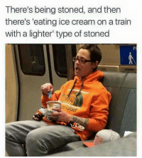 Being Stoned
