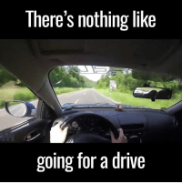 Tag someone who drives like this 😳😂  via Car Throttle: There's nothing like  going for a drive Tag someone who drives like this 😳😂  via Car Throttle