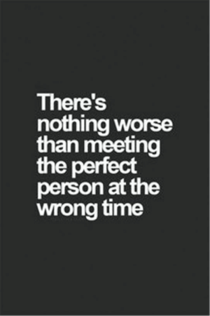 get some inspirations from these inspirational life quotes; #lovequotes #latenightthoughts #relationshipquotes #lifequotes #best #life #quotes: There's  nothing worse  than meeting  the perfect  person at the  wrong time get some inspirations from these inspirational life quotes; #lovequotes #latenightthoughts #relationshipquotes #lifequotes #best #life #quotes