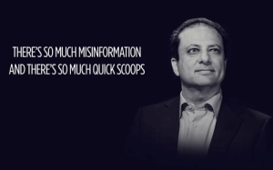 Memes, News, and 🤖: THERE'S SO MUCH MISINFORMATION  AND THERE'S SO MUCH QUICK SCOOPS Variety is key to being well-informed. @PreetBharara explains on the CAFE Insider town call why getting your news from various sources is important. Listen to a clip (https://t.co/X2XXyo4vfg) and hear the full Q&A: https://t.co/29HhpNCjdz https://t.co/ObAM7vR9ns