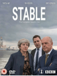 Memes, 🤖, and Private: THERESA MAY  BEN HOUCHEN  ERRY HOPKINSON  STABLE  The Complete Season One  15 Private screenings only.