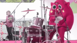 therivalll:  morthils:  ranger-truth:  sushinfood:  great-tweets:  watch the whole thing, i'm begging you  this is NUTS   Reblogging this again because I found out he's actually the drummer in an all-mascot metal band called Charamel.  wait a second   This entire thread start to finish is fucking insane omfg : therivalll:  morthils:  ranger-truth:  sushinfood:  great-tweets:  watch the whole thing, i'm begging you  this is NUTS   Reblogging this again because I found out he's actually the drummer in an all-mascot metal band called Charamel.  wait a second   This entire thread start to finish is fucking insane omfg