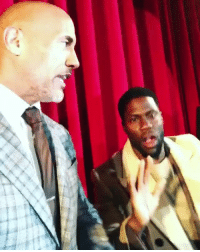 TheRock and KevinHart got jokes on their promo tour for Jumanji! 😩😂👍 @TheRock @KevinHart4Real WSHH: TheRock and KevinHart got jokes on their promo tour for Jumanji! 😩😂👍 @TheRock @KevinHart4Real WSHH