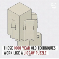 Traditional Japanese joinery techniques that don't require any nails, glue or power tools:: THESE 1000 YEAR OLD TECHNIQUES  WORK LIKE A JIGSAW PUZZLE Traditional Japanese joinery techniques that don't require any nails, glue or power tools: