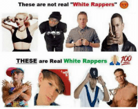 "real: These are not real ""White Rappers  THESE are Real 00  White Rappers"