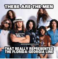39 years ago today, the chartered plane carrying Lynyrd Skynyrd crashes in the Mississippi swamp lands, and ultimately claims the young lives of rowdy front man Ronnie Van Zant, guitarist Steve Gaines, as well as backup singer Cassie Gaines, in addition to their road manager Dean Kilpatrick, pilot Walter McCreary, and co-pilot William Gray. Please join us here at We Hate Pop Country in remembering these iconic rock 'n rollers.: THESE ARE  THE MEN  wehatepopcountry.com  THAT REALLY REPRESENTED  THE FLORIDA-GEORGIA LINE 39 years ago today, the chartered plane carrying Lynyrd Skynyrd crashes in the Mississippi swamp lands, and ultimately claims the young lives of rowdy front man Ronnie Van Zant, guitarist Steve Gaines, as well as backup singer Cassie Gaines, in addition to their road manager Dean Kilpatrick, pilot Walter McCreary, and co-pilot William Gray. Please join us here at We Hate Pop Country in remembering these iconic rock 'n rollers.