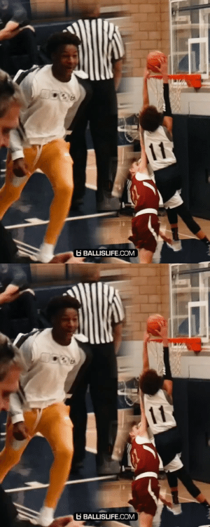 These aren't your ordinary 7th graders 👀😱 Bryce James, Chris Cain and Jayden are the future of Sierra Canyon! https://t.co/t1Xlmyo4tG: These aren't your ordinary 7th graders 👀😱 Bryce James, Chris Cain and Jayden are the future of Sierra Canyon! https://t.co/t1Xlmyo4tG