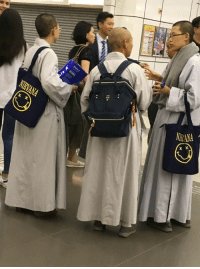 9gag, Dank, and Nirvana: These Buddhist nuns have achieved Nirvana. https://9gag.com/tag/buddha?ref=tp