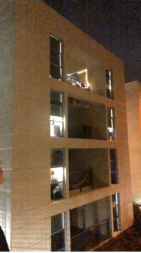Smashing, Guys, and Omfg: these guys bought a projector and are playing smash from their balcony omfg https://t.co/qfO2IWtXci