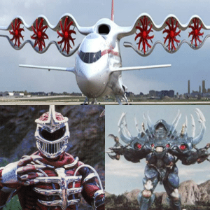 These new hybrid airplane concepts are reminding me of power ranger villains..: These new hybrid airplane concepts are reminding me of power ranger villains..