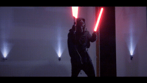 These new lightsabers are getting out of hand: These new lightsabers are getting out of hand