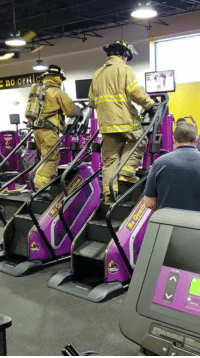 9/11, Andrew Bogut, and Dank: These two firefighters started walking at 8:46am - walking all 110 stories of the World Trade Center and back down in remembrance of 9/11 ❤️😓  Storytrender