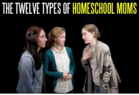 Share this video with the Homeschool Mom in your life <3: THETWELVE TYPES OF HOMESCHOOL MOMS Share this video with the Homeschool Mom in your life <3