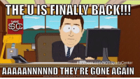 2017 Miami Hurricanes season summary: #OrangeBowl https://t.co/UFUzhKCRy6: THEUIS FINALLY BACK!!  NOTSportsCenter  AAAAANNNNND THEY'RE GONE AGAIN  DOWNLOAD MEME GENERATOR FROM HTTP I/MEMECRUNCH COM 2017 Miami Hurricanes season summary: #OrangeBowl https://t.co/UFUzhKCRy6