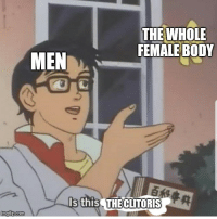 Reddit, Sex, and Female Body: THEWHOLE  FEMALE BODY  MEN  ans  s this THECLITORIS Two minutes into the sex