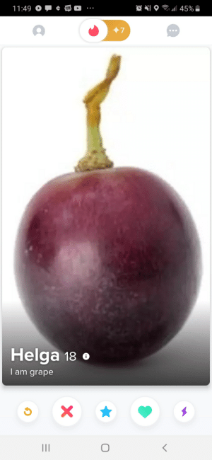 They are grape: They are grape
