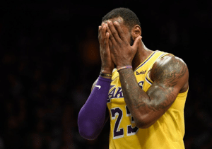 "Los Angeles Lakers, Franchise, and They: ""They call it an embarrassment.""  Unnamed Lakers players sounded off on what the franchise is doing, per Chris Haynes"