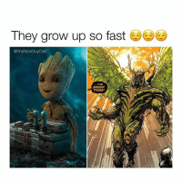 Feel old yet? 😕 [Like•Follow•Listen @TheNiceGuyCast]: They grow up so fast  @TheNice Guy Cast  THE  SWAMP  THING! Feel old yet? 😕 [Like•Follow•Listen @TheNiceGuyCast]