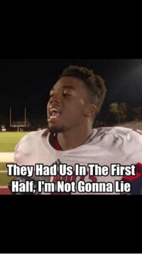 Tom Brady post game interview be like: They Had Us In The First  Half ImiNot Gonna Lie Tom Brady post game interview be like