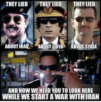 💭 Central Banks don't build themselves! ☕️🐸 Join Us: @TheFreeThoughtProject 💭 TheFreeThoughtProject 💭 LIKE our Facebook page & Visit our website for more News and Information. Link in Bio... 💭 www.TheFreeThoughtProject.com: THEY LIED  THEY LIED  THEY LIED  ABOUT IRAQ  ABOUT LIBYA  ABOUT SYRIA  THE  FREETHOUGHTPROJECT COM  AND NOW WE NEED YOU TO LOOK HERE  WHILE WE START AWARWITH IRAN 💭 Central Banks don't build themselves! ☕️🐸 Join Us: @TheFreeThoughtProject 💭 TheFreeThoughtProject 💭 LIKE our Facebook page & Visit our website for more News and Information. Link in Bio... 💭 www.TheFreeThoughtProject.com