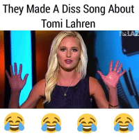 Tomi Lahren: They Made A Diss Song About  Tomi Lahren