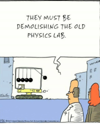 *groan*  @THESERIALHUMORIST  ~N: THEY MUST BE  DEMOLISHING THE OLD  PHYSICS LAB.  UNIVER  7  26 zor KING FEATVSE& SMPCATE.NC *groan*  @THESERIALHUMORIST  ~N