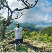 They say if you don't climb the Pitons when you come to St Lucia, then you didn't really come to St Lucia. And damn right I made it to the top. 😜 👑👑👑👑: They say if you don't climb the Pitons when you come to St Lucia, then you didn't really come to St Lucia. And damn right I made it to the top. 😜 👑👑👑👑