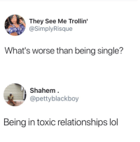 Better To Be Single