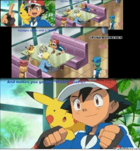 What evolution is to Ash Ketchum of Pallet Town!: They shine  Changes s  with a  And makes you g  oAHA Ge  @POKEMON MEMES  WHatiollM What evolution is to Ash Ketchum of Pallet Town!